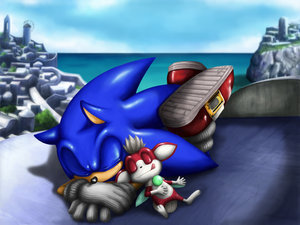 Sonic and Chip BFs