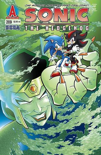 Sonic x Shadow ~ <3