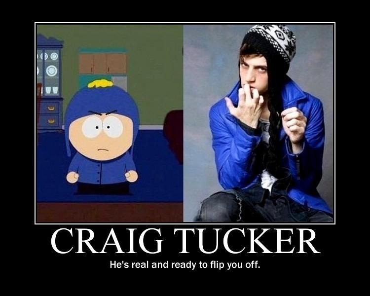 South Park Real Life Craig