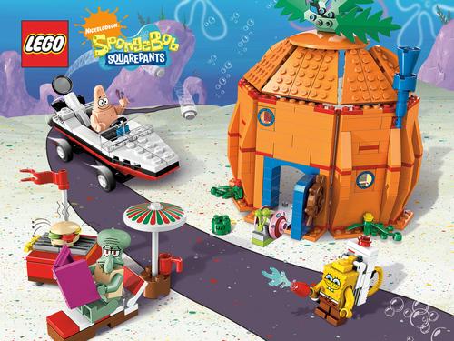 SpongeBob দেওয়ালপত্র