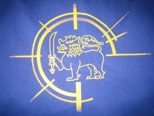 Sri Lankan T-Shirt Logo