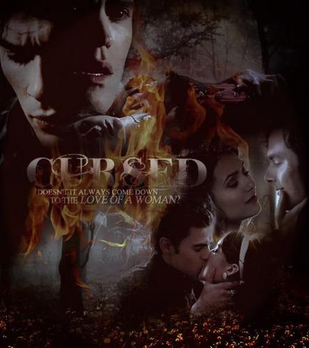 Stefan Salvatore wallpaper containing a fire titled Stefan Salvatore;