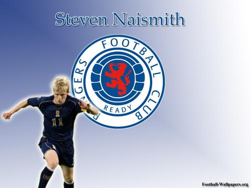 Steven Naismith -Rangers F.C.