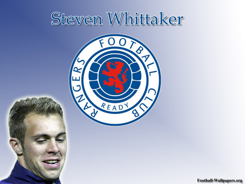 Steven Whittaker -Rangers F.C.