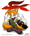 Tails McCloud lol