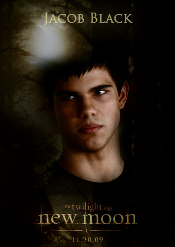 Taylor/Jacob 팬 Girls 바탕화면 probably with a sign and a portrait titled Taylor Lautner