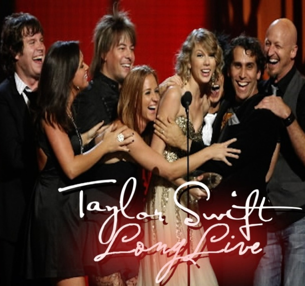 taylor swift long live cover. Taylor Swift - Long live