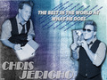 chris-jericho - The Best In The World At What He Does  wallpaper