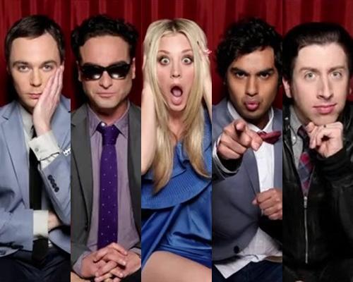 The Big Bang Theory PhotoBooth