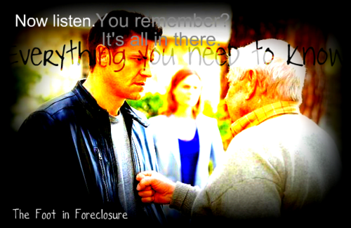 The Foot in Foreclosure