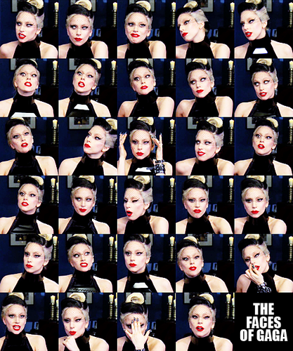 The Many Faces Of GaGa