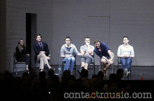 The Normal сердце Holds Special Talkback