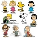 The Peanuts Gang (well, most of it)