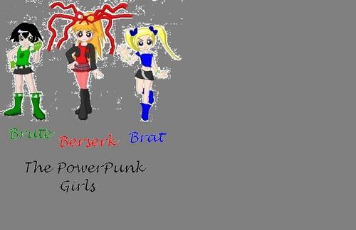 The Power Punk Girls