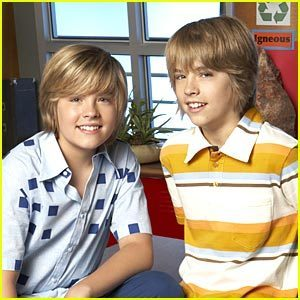 The Sprouse Twins!