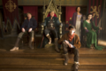 The cast - uther-morgana photo