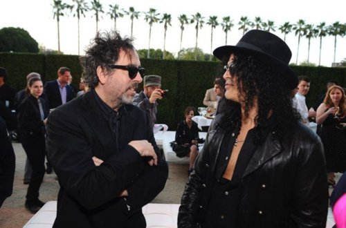 Tim burton & Slash