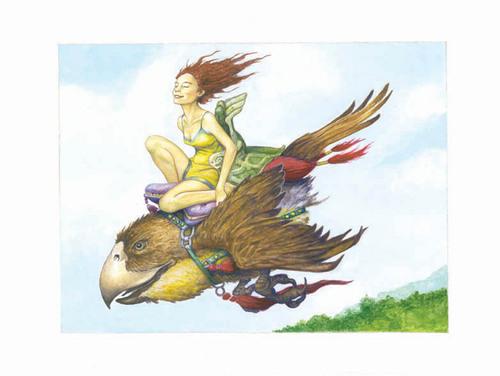 Tori Amos' Shadow Bird