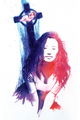 Tori Amos and Cross - tori-amos fan art