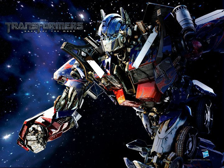 transformers dark of the moon optimus prime poster. Transformers Dark Of Moon