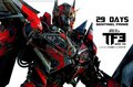 Transformers Dark Of The Moon Official Posters