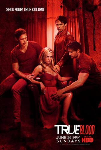 True Blood: Red, White & Black