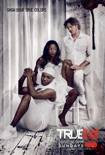 True Blood: Red, White & Black