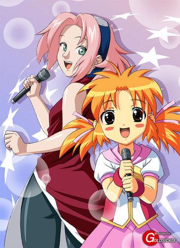 Two Sakura Haruno
