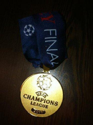 Valdes's medal