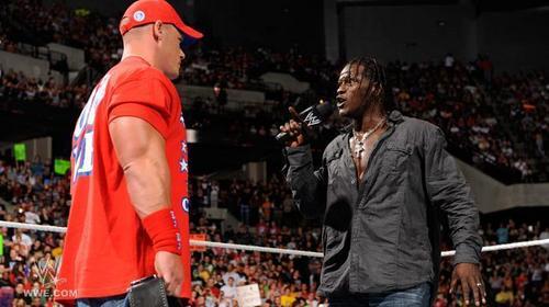 ডবলুডবলুই Raw 5-30-11 John Cena Vs R-Truth