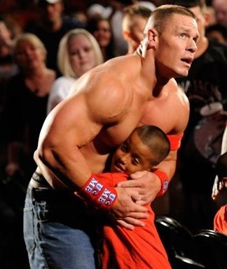 wwe raw john cena pictures. WWE Raw 5-30-11 John Cena Vs
