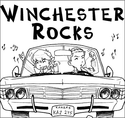 Winchester's ROCK