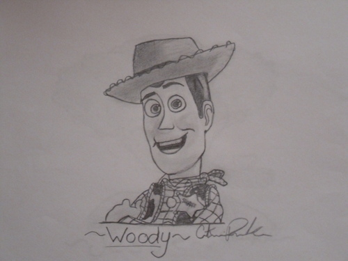 Woody ~ By: Catharine Parker