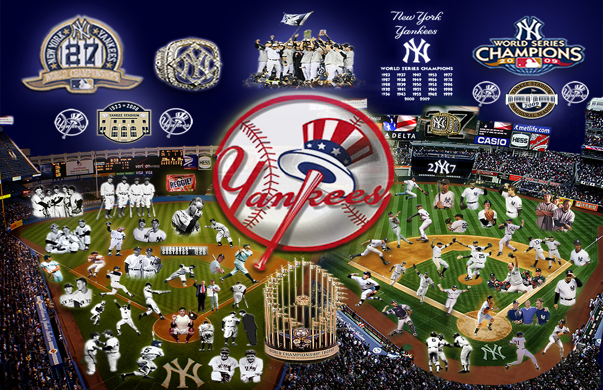 New York Yankees images Yankee History....Old and New HD wallpaper and background photos