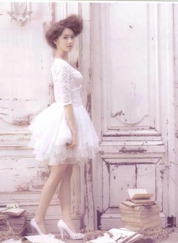 Yoona 1st Japanese Album Scans