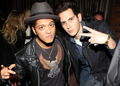 bRUNO Mars and Gabe