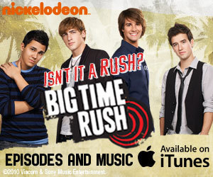 Nickelodeon Обои with a sign titled btr