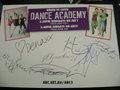 cast signatures