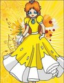 daisy rocks - princess-daisy fan art