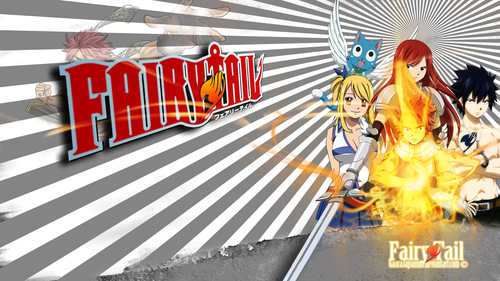 fairy tail - fairy-tail Wallpaper