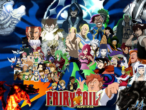 FAIRY TAIL(フェアリーテイル) 壁紙 possibly containing アニメ titled fairy tail