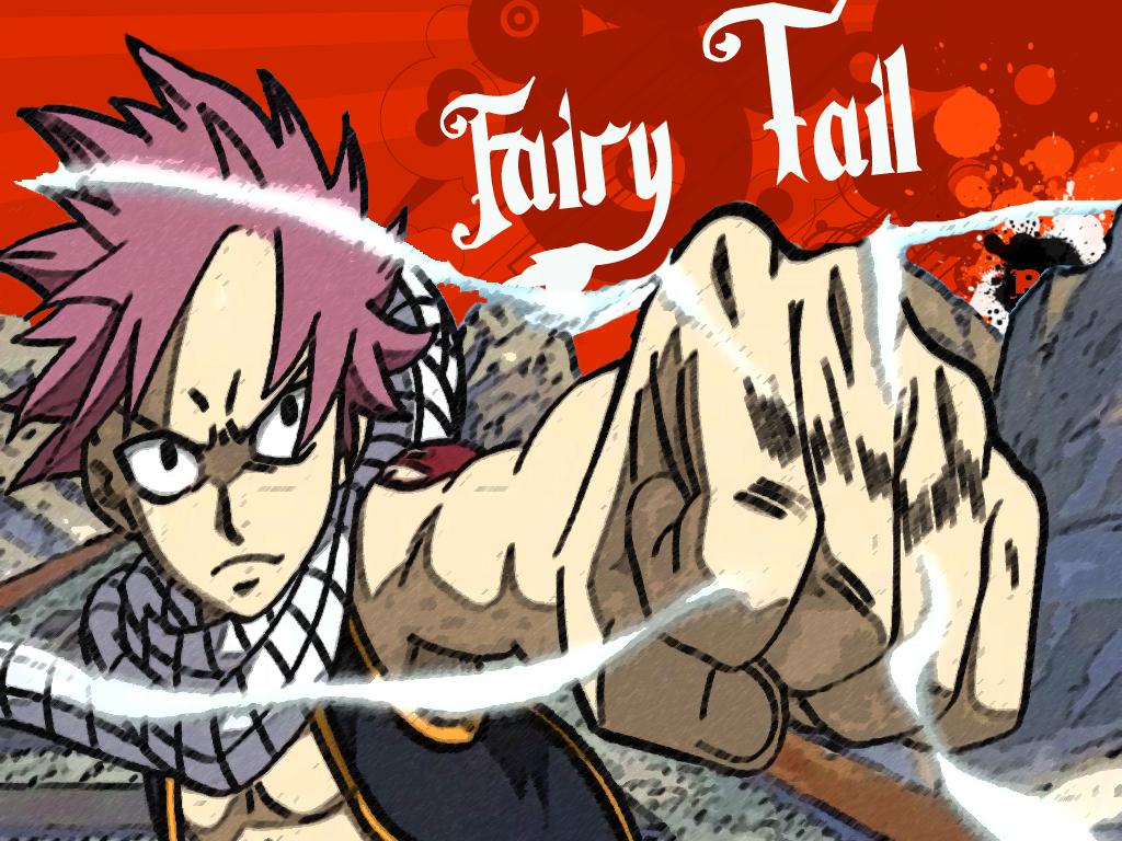 Natsu Fairy Tail Symbol