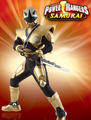 gold ranger - power-rangers-samurai photo