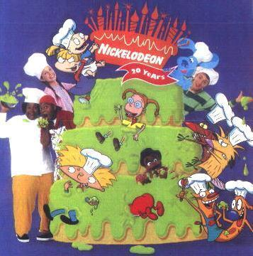 happy 20th birthday nickelodeon!