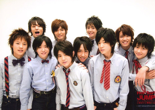 johnny s entertainment groups images hey say jump wallpaper and