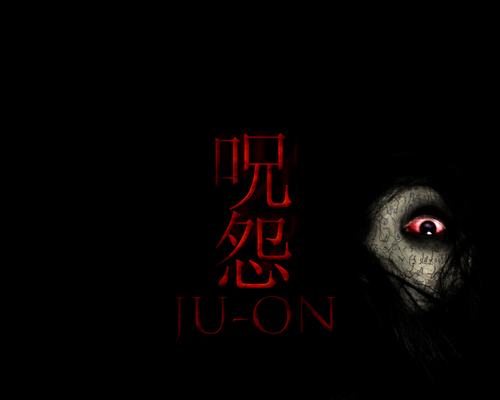ju-on wallpaper