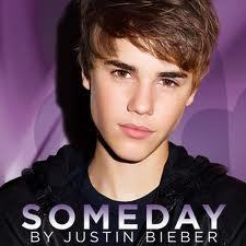 Justin Bieber Someday wallpaper containing a portrait titled justin bieber