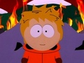 kenny's face - kenny-mccormick-south-park fan art
