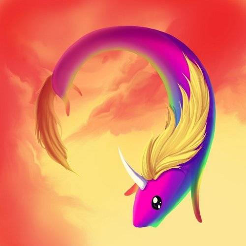 lady rainicorn