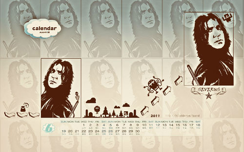 severus calendar JUNE